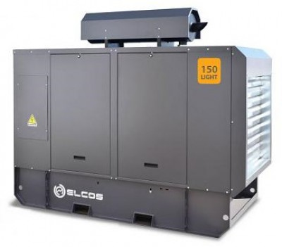Дизельный генератор Elcos GE.AI.176/160.LT