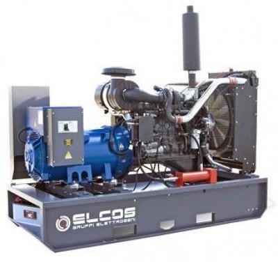 Дизельный генератор Elcos GE.AI.220/200.BF с АВР