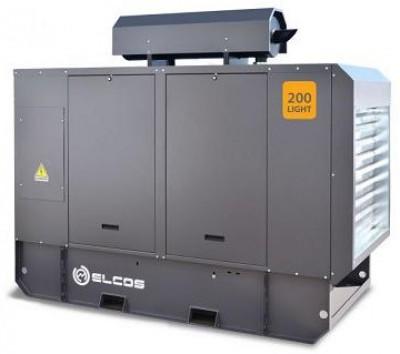 Дизельный генератор Elcos GE.AI.220/200.LT