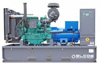 Дизельный генератор Elcos GE.AI3A.165/150.BF с АВР
