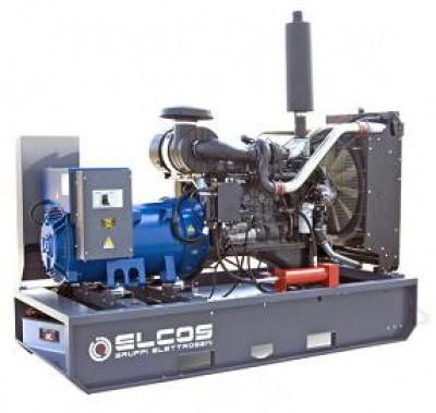 Дизельный генератор Elcos GE.JD3A.220/200.BF