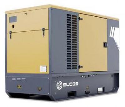 Дизельный генератор Elcos GE.CU.040/035.SS