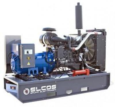 Дизельный генератор Elcos GE.CU.205-185.BF