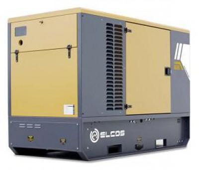 Дизельный генератор Elcos GE.DZ.066/060.SS с АВР