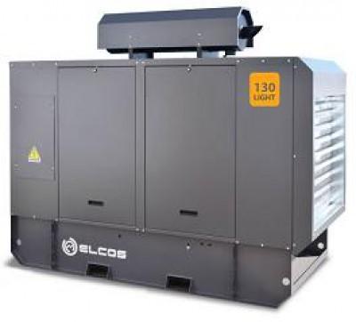 Дизельный генератор Elcos GE.FA.150/130.LT