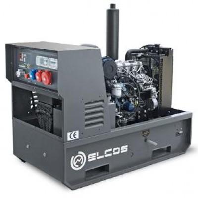 Дизельный генератор Elcos GE.LP.017/015.BF с АВР