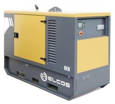 Дизельный генератор Elcos GE.LP.017/015.SS с АВР
