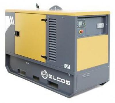 Дизельный генератор Elcos GE.PK.010/009.SS