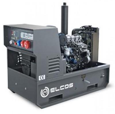 Дизельный генератор Elcos GE.PK.017/015.BF с АВР