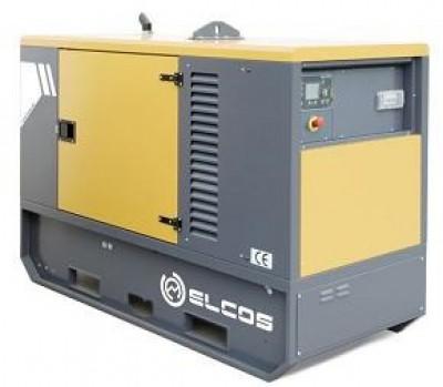 Дизельный генератор Elcos GE.PK.017/015.SS