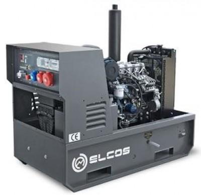 Дизельный генератор Elcos GE.PK.021/020.BF