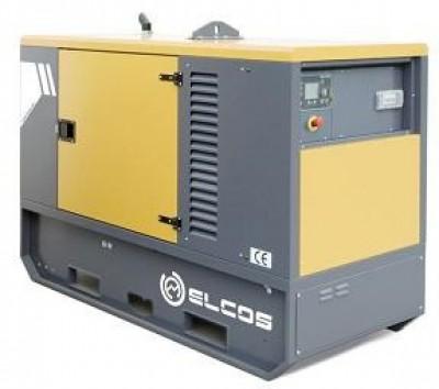 Дизельный генератор Elcos GE.PK.021/020.SS