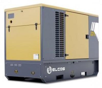 Дизельный генератор Elcos GE.PK.067/061.SS