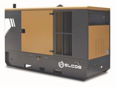 Дизельный генератор Elcos GE.PK.110/100.SS с АВР