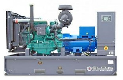 Дизельный генератор Elcos GE.PK.151/137.BF