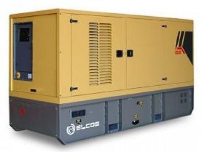 Дизельный генератор Elcos GE.PK.151/137.SS с АВР