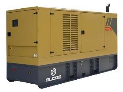 Дизельный генератор Elcos GE.PK.166/150.SS
