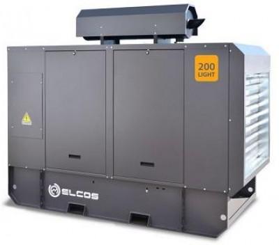 Дизельный генератор Elcos GE.PK.220/200.LT