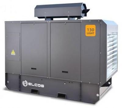 Дизельный генератор Elcos GE.VO.150/135.LT