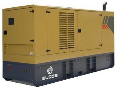 Дизельный генератор Elcos GE.PK.220/200.SS с АВР