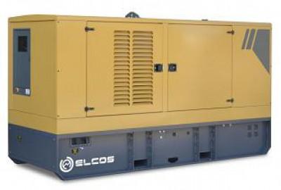 Дизельный генератор Elcos GE.VO3A.150/135.SS