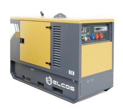Дизельный генератор Elcos GE.YA.017/015.SS