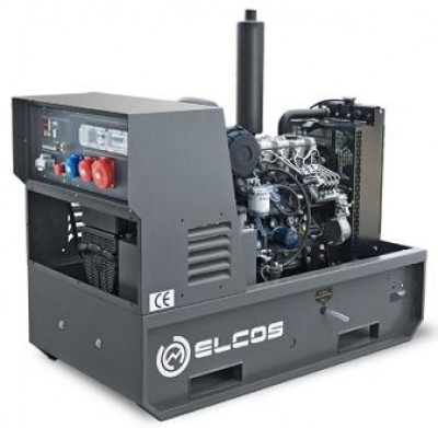 Дизельный генератор Elcos GE.YA.022/020.BF