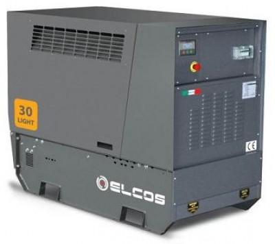Дизельный генератор Elcos GE.YA.037/033.LT