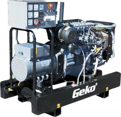 Дизельный генератор Geko 130014 ED-S/DEDA