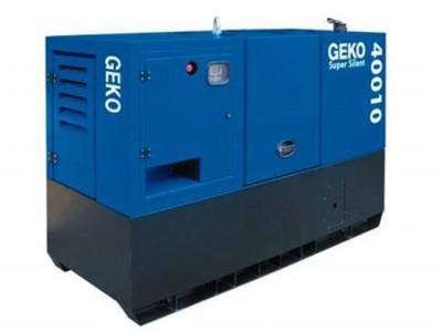 Дизельный генератор Geko 40014 ED-S/DEDA SS