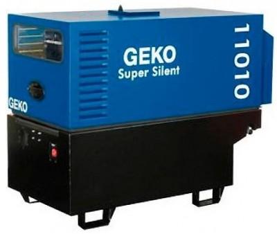 Дизельный генератор Geko 11014 ED-S/MEDA SS с АВР