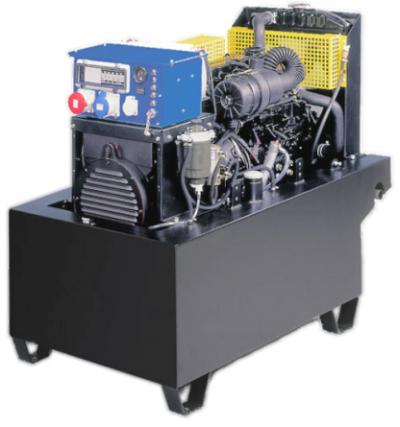 Дизельный генератор Geko 11014 ED-S/MEDA с АВР