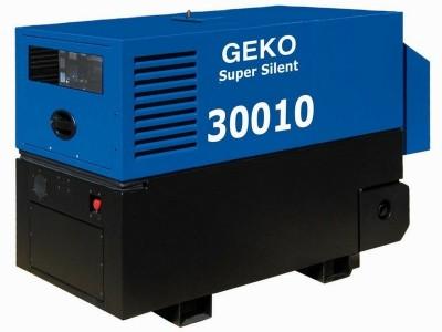 Дизельный генератор Geko 30010 ED-S/DEDA SS с АВР