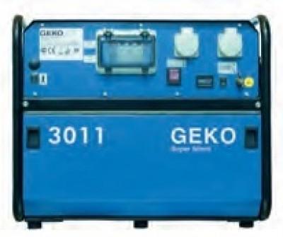 Бензиновый генератор Geko 3011 E-AA/HHBA SS
