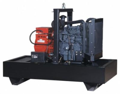 Дизельный генератор Gesan DPA 65 E