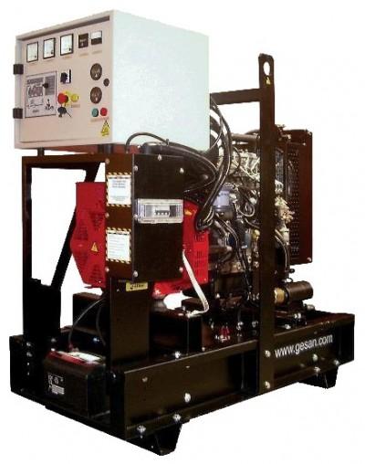 Дизельный генератор Gesan DPA 35 E MF