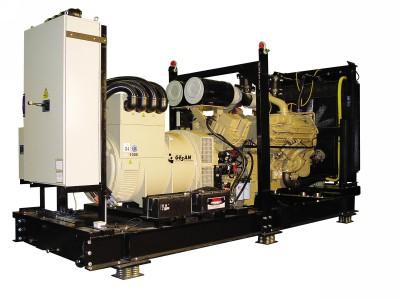 Дизельный генератор Gesan DTA 1000 E
