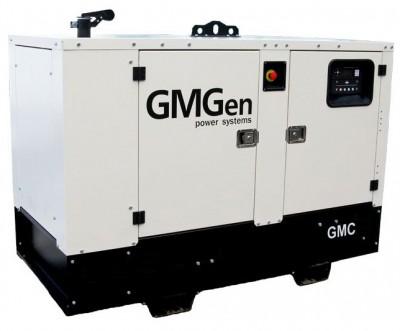 Дизельный генератор GMGen GMC44 в кожухе с АВР