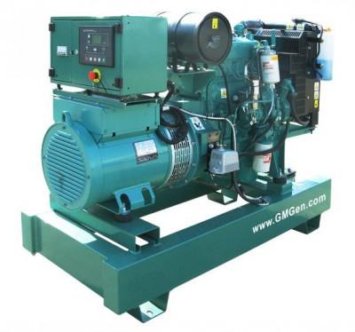 Дизельный генератор GMGen GMC44