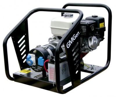 Бензиновый генератор GMGen GMH5000E с АВР