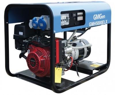Бензиновый генератор GMGen GMH5000ELX с АВР