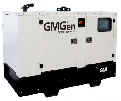 Дизельный генератор GMGen GMI66 в кожухе