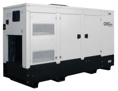 Дизельный генератор GMGen GMI150 в кожухе