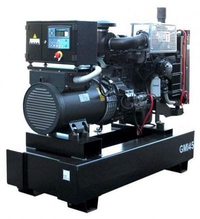 Дизельный генератор GMGen GMI45 с АВР
