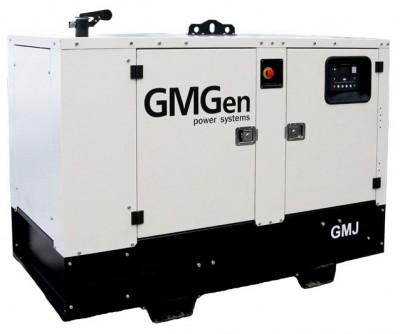 Дизельный генератор GMGen GMJ33 в кожухе