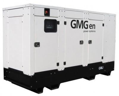 Дизельный генератор GMGen GMJ200 в кожухе