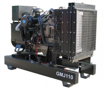 Дизельный генератор GMGen GMJ110 с АВР