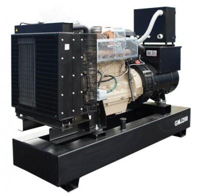 Дизельный генератор GMGen GMJ200 с АВР