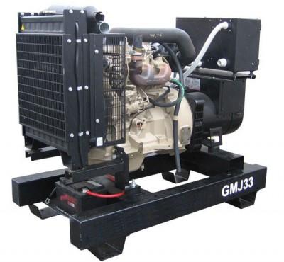 Дизельный генератор GMGen GMJ33 с АВР