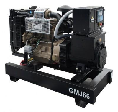 Дизельный генератор GMGen GMJ66 с АВР